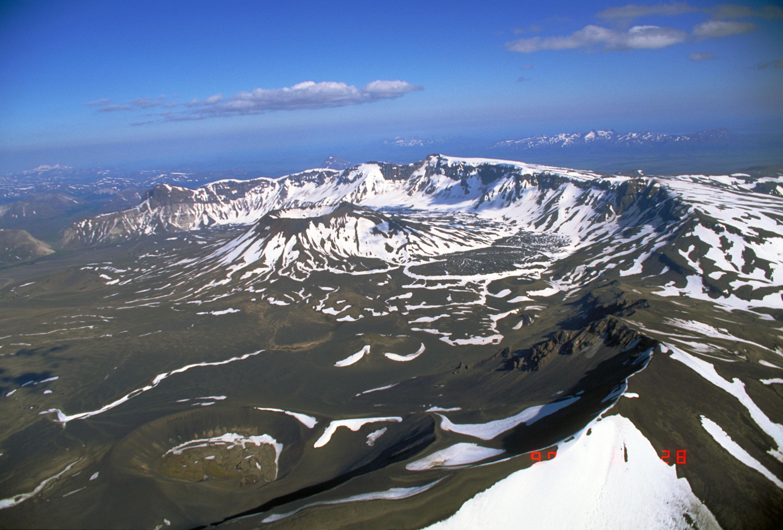 Katmai National Park Volcanoes